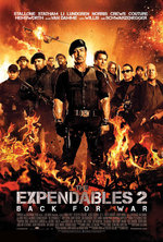 Poster for The Expendables 2