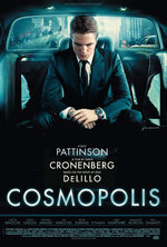 Poster for Cosmopolis
