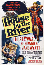 Poster for House by the River