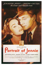 Poster for Portrait of Jennie