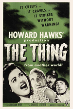 Poster for The Thing From Another World