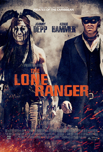 Poster for The Lone Ranger