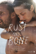 Poster for Rust And Bone (De Rouille Et D'os)