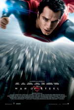 Poster for Man Of Steel