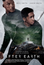 Poster for After Earth