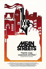 Poster for Mean Streets