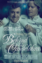 Poster for Behind The Candelabra
