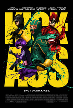 Poster for Kick-Ass