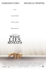 Poster for What Lies Beneath