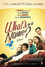 Poster for What's In A Name? (Le Prénom)