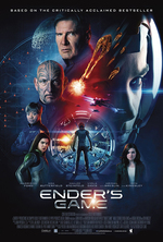 Poster for Ender's Game