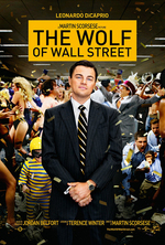 Poster for The Wolf of Wall Street
