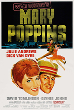 Poster for Mary Poppins