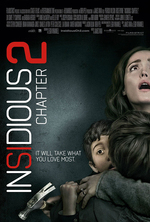 Poster for Insidious: Chapter 2