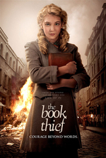 Poster for The Book Thief
