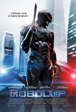 Poster for RoboCop