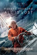 Poster for All is Lost