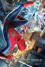 Poster for The Amazing Spider-Man 2