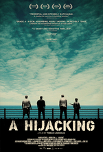 Poster for A Hijacking (Kapringen)