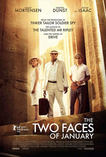 Poster for The Two Faces of January
