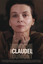 Poster for Camille Claudel 1915