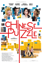 Poster for Chinese Puzzle (Casse-tête chinois)