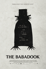 Poster for The Babadook