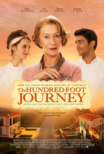 Poster for The Hundred-Foot Journey