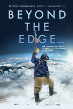 Poster for Beyond The Edge
