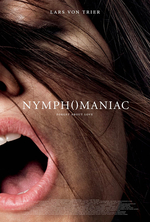 Poster for Nymphomaniac