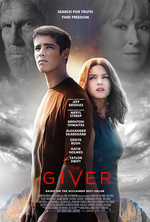 Poster for The Giver