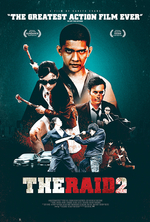 Poster for The Raid 2