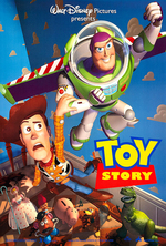 Poster for Toy Story