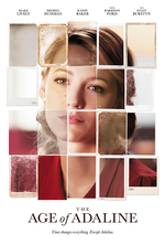 Poster for The Age of Adaline
