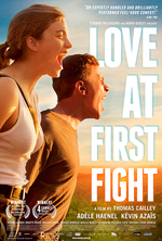 Poster for Love at First Fight (Les combattants)