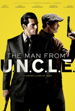 Poster for The Man From U.N.C.L.E.