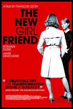 Poster for The New Girlfriend (Une nouvelle amie)