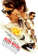Poster for Mission: Impossible – Rogue Nation