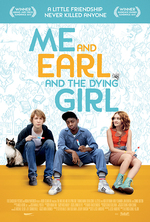 Poster for Me and Earl and the Dying Girl