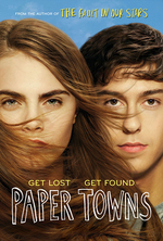 Poster for Paper Towns