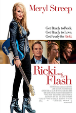 Poster for Ricki and the Flash