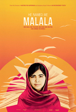 Poster for He Named Me Malala