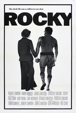 Poster for Rocky