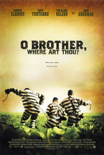 Poster for O Brother, Where Art Thou?