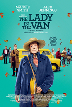 Poster for The Lady in the Van