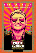 Poster for Rock the Kasbah