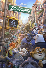 Poster for Zootopia