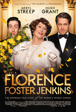 Poster for Florence Foster Jenkins