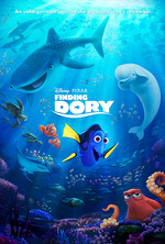 Poster for Finding Dory