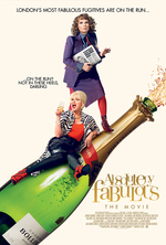 Poster for Absolutely Fabulous: The Movie